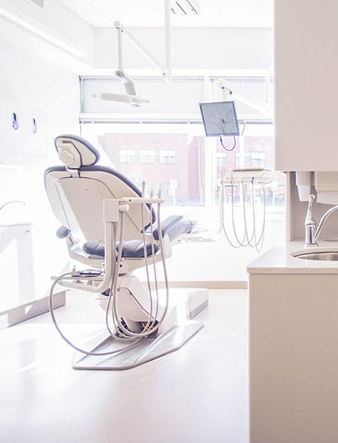 Місце роботи ортодонта