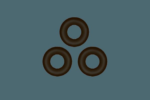 О-подібне кільце TAD Black 504-319